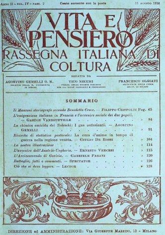 Il Manzoni storiografo secondo Benedetto Croce