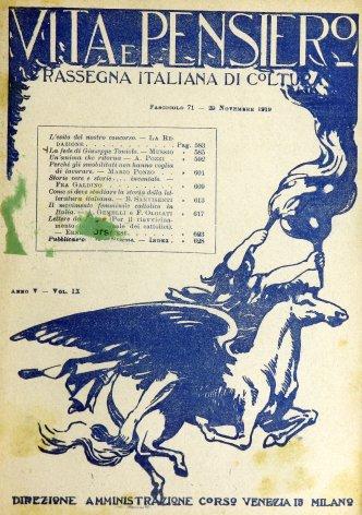 Il movimento femminile cattolico in Italia