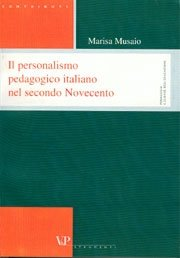 Il personalismo pedagogico italiano nel secondo Novecento