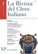 LA RIVISTA DEL CLERO ITALIANO - 2014 - 1