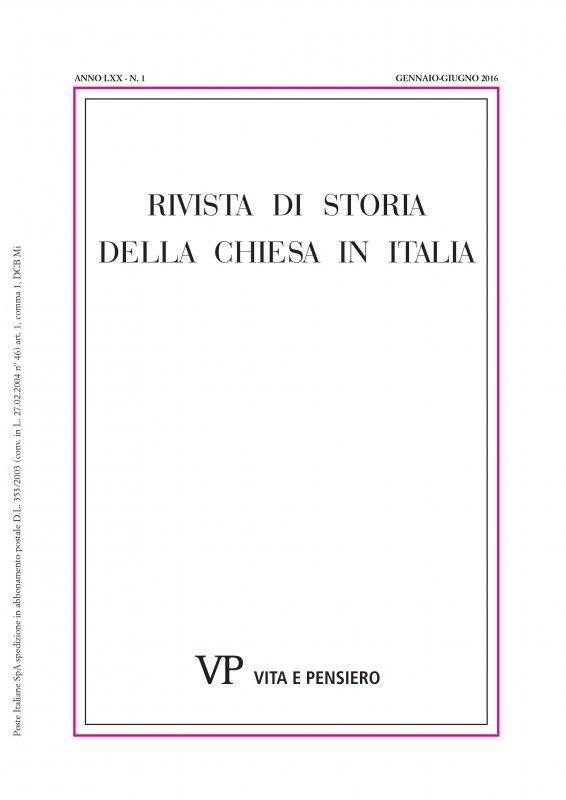 Il primo volume del nuovo Jaffé (Regesta pontificum Romanorum)