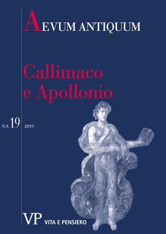 Il Prologo e la Proekdosis: brevi osservazioni su performance e libro nell'opera di Callimaco e Apollonio