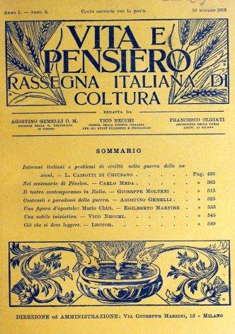 Il teatro contemporaneo in Italia