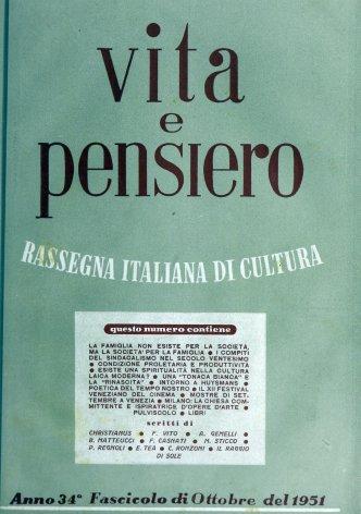 Il XII Festival veneziano del cinema