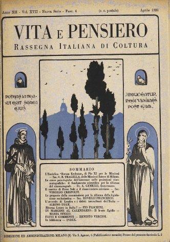 In margine al calendario: Il beato Egidio