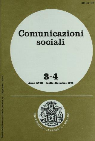 Indice ragionato 1996