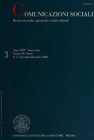 Indice ragionato 2002
