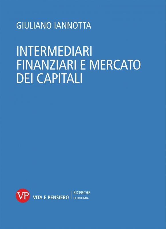 Intermediari finanziari e mercato dei capitali