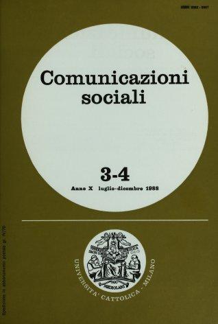 Intervista a Luigi Veronesi (Intervista rilasciata il 9 luglio 1986 ed integrata il 7 ottobre 1988)