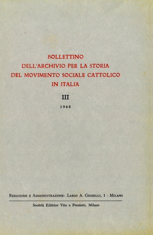 Intransigenti e transigenti nel movimento cattolico cremonese (1870-1895)