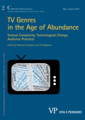 Introduction. TV Genres in the Age of Abundance: Textual Complexity, Technological Change, Audience Practices