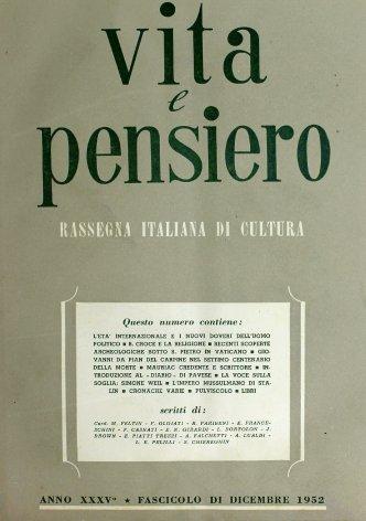 Introduzione al «Diario» di Pavese