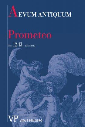 Introduzione. Il mito di Prometeo tra letteratura e arti: dai testi antichi alle rivisitazioni contemporanee