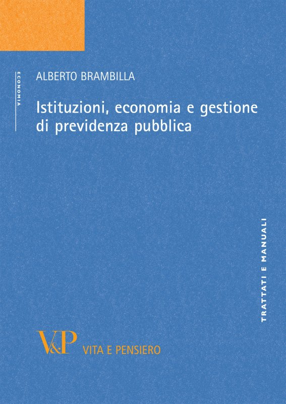 Istituzioni, economia e gestione di previdenza pubblica