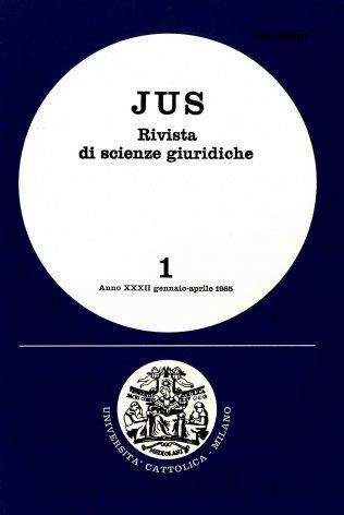 JUS - 1985 - 1