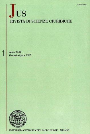 JUS - 1997 - 1