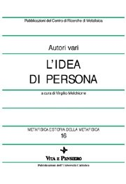 L' idea di persona