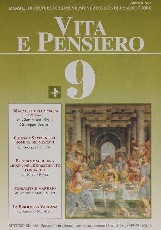 La Biblioteca Vaticana. Cinquecento anni di dialogo tra scienza e fede