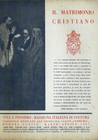 La concezione della famiglia in S. Paolo e S. Agostino