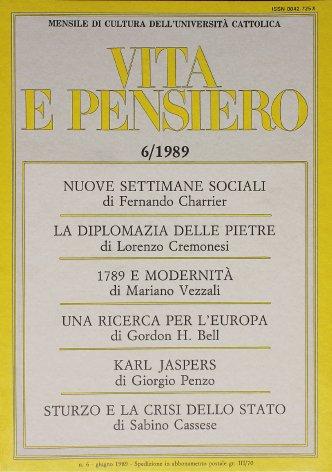 La crisi dello Stato e Luigi Sturzo (1919-1923)