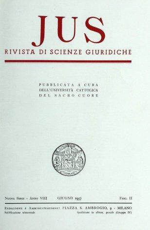 La filosofia del diritto in Italia