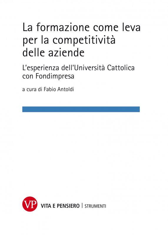 La formazione come leva per la competitività delle aziende
