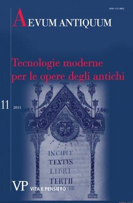 La marcatura di testi latini tardoantichi. Un compromesso ragionevole