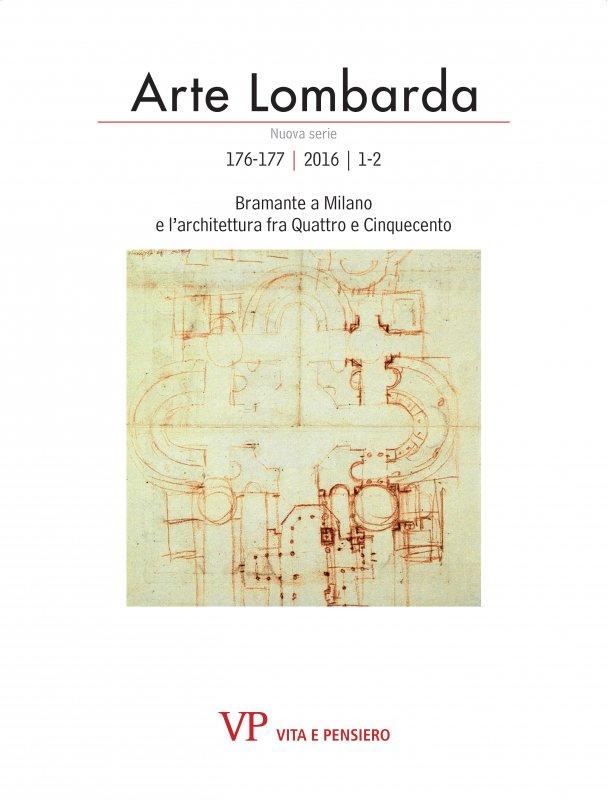 La materia e l'opera di Bramante nella 'Ritonda' di Santa Maria presso San Satiro