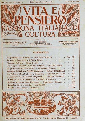 La poesia vernacola del Friuli