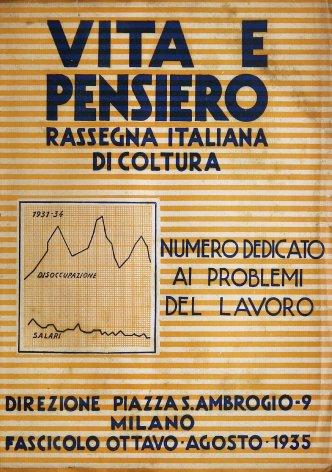 La politica del lavoro nello Stato moderno, con speciale riguardo all'Italia