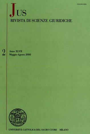 La prospettiva della Costituzione italiana ed il principio di sussidiarietà