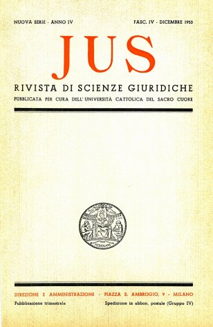 La Regola di S. Benedetto e il fondamento etico del diritto