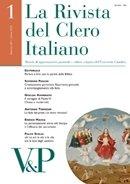 LA RIVISTA DEL CLERO ITALIANO - 2011 - 7-8