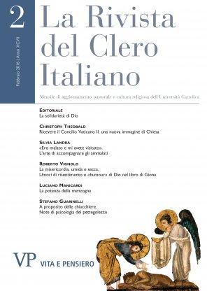 LA RIVISTA DEL CLERO ITALIANO - 2016 - 2