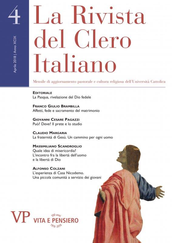 LA RIVISTA DEL CLERO ITALIANO - 2018 - 4