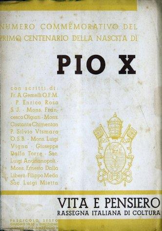 La santità di Pio X
