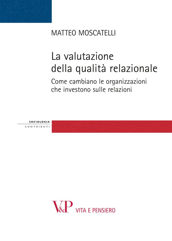 La valutazione della qualità relazionale