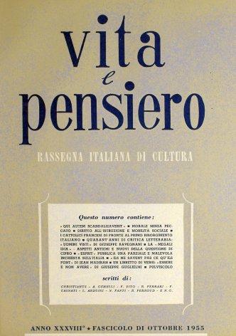 «Esprit» pubblica una parziale e malevola inchiesta sull'Italia