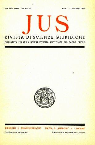 Le dottrine generali del processo penale nella recente letteratura italiana