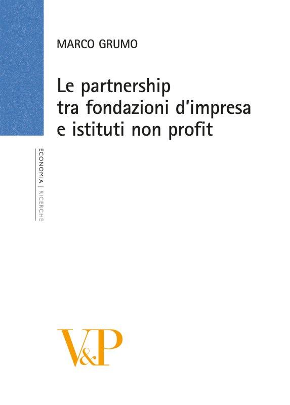 Le partnership tra fondazioni d'impresa e istituti non profit