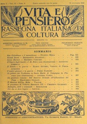 Le pitture del Pordenone in Santa Maria di Campagna in Piacenza (con illustrazioni)