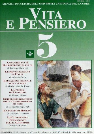 Le privatizzazioni in Italia. Brevi osservazioni di uno storico dell'economia
