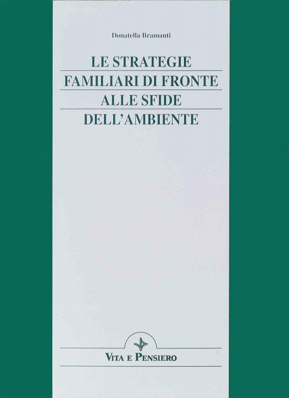 Le strategie familiari di fronte alle sfide dell'ambiente