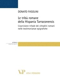 Le tribù romane della Hispania Tarraconensis