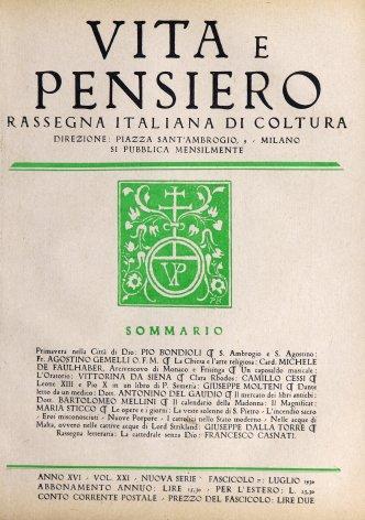 Leone XIII e Pio X in un libro di P. Semeria