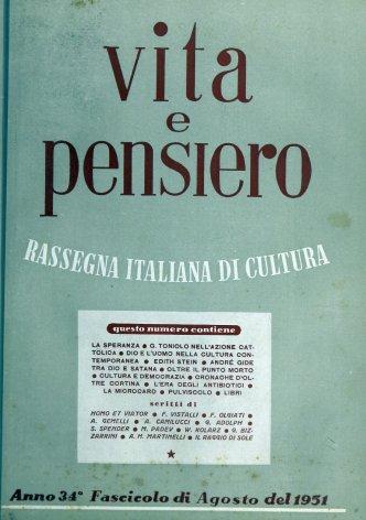 L'era degli antibiotici iniziata da un modesto medico italiano, il dott. V. Tiberio
