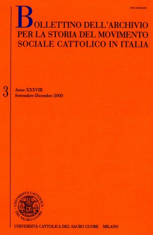 Les congrès sociaux de Liège (1886, 1887 et 1890), carrefours du catholicisme social international