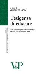L'esigenza di educare