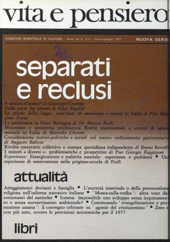 L'eternità interinale a della prouocazione religiosa nell' odierna narrativa italiana