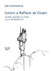 Lettere a Raffaele de Cesare